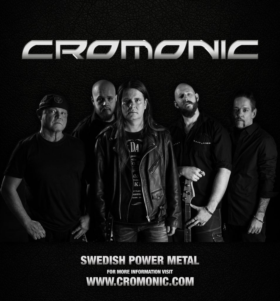 Cromonic – Swedish Power Metal